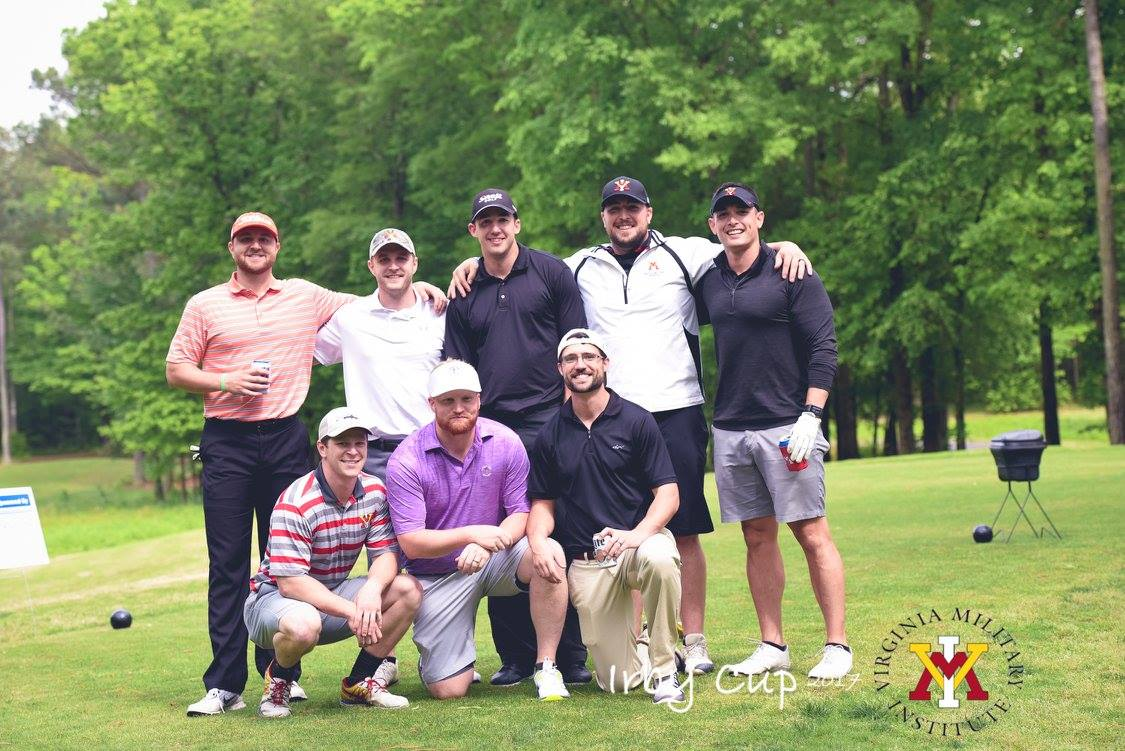 richmond alumni golf event